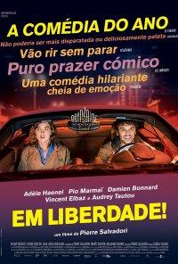 Poster do filme Em Liberdade / En liberté! (2018)