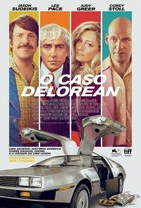 Poster do filme O Caso DeLorean / Driven (2019)