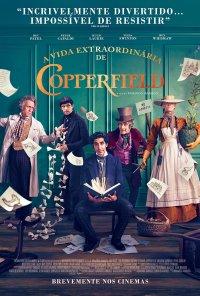 Poster do filme A Vida Extraordinária de David Copperfield / The Personal History of David Copperfield (2019)
