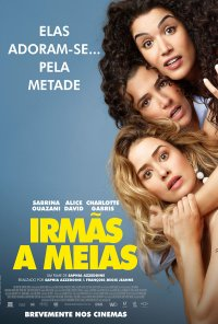 Poster do filme Irmãs a Meias / Demi-sœurs (2018)