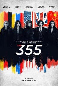 Poster do filme The 355 (2022)