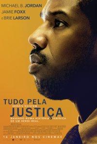 Poster do filme Tudo Pela Justiça / Just Mercy (2019)