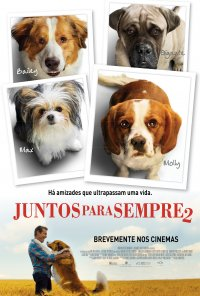Poster do filme Juntos Para Sempre 2 / A Dog's Journey (2019)