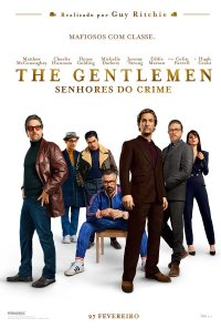 Poster do filme The Gentlemen: Senhores do Crime / The Gentlemen (2019)