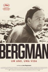 Poster do filme Bergman - Um Ano, Uma Vida / Bergman - ett år, ett liv / Bergman: A Year in a Life (2018)