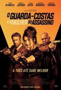 Poster do filme O Guarda-Costas e a Mulher do Assassino / Hitman's Wife's Bodyguard (2021)