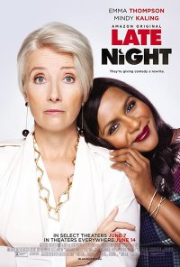 Poster do filme Programa da Noite / Late Night (2019)