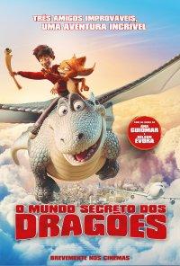 Poster do filme O Mundo Secreto dos Dragões / Drachenreiter / Dragon Rider (2020)