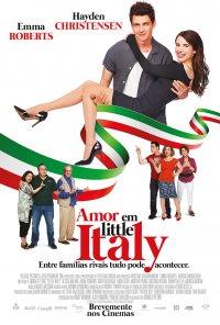 Poster do filme Amor em Little Italy / Little Italy (2018)