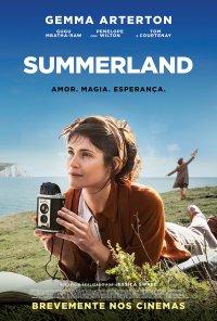 Poster do filme Summerland - O Verão das Nossas Vidas / Summerland (2020)