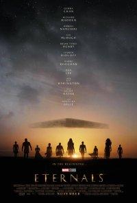 Poster do filme Eternals (2020)