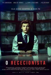 Poster do filme O Rececionista / The Night Clerk (2020)