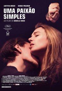 Poster do filme Uma Paixão Simples / Passion simple (2020)