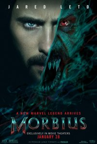 Poster do filme Morbius: The Living Vampire (2020)