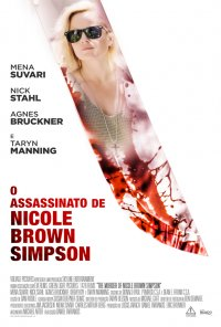 Poster do filme O Assassinato de Nicole Brown Simpson / The Murder of Nicole Brown Simpson (2019)