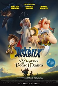 Poster do filme Astérix: O Segredo da Poção Mágica / Astérix : Le Secret de la potion magique (2018)