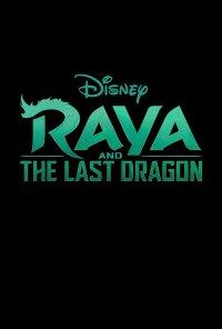 Poster do filme Raya and the Last Dragon (2020)