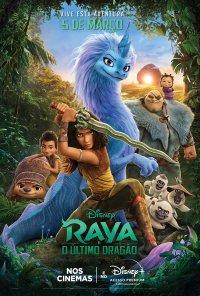 Poster do filme Raya e o Último Dragão / Raya and the Last Dragon (2021)