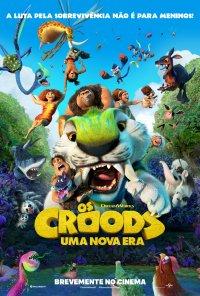 Poster do filme Os Croods: Uma Nova Era / The Croods: A New Age (2020)