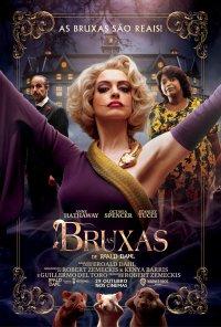 Poster do filme As Bruxas de Roald Dahl / The Witches (2020)