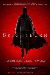 Poster do filme BrightBurn (2019)