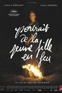 Poster do filme Retrato de Uma Rapariga em Chamas / Portrait de la jeune fille en feu (2019)