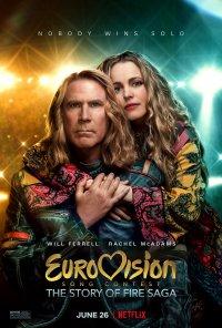 Poster do filme Festival Eurovisão da Canção: A História dos Fire Saga / Eurovision Song Contest: The Story of Fire Saga (2020)