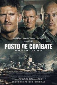 Poster do filme Posto de Combate / The Outpost (2020)