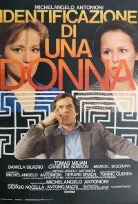 Poster do filme Identificação de Uma Mulher (reposição) / Identificazione di una donna (1982)