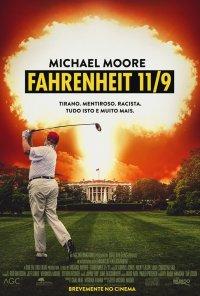 Poster do filme Fahrenheit 11/9 (2018)