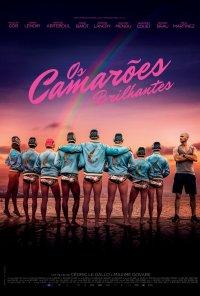 Poster do filme Os Camarões Brilhantes / Les Crevettes Pailletées (2019)