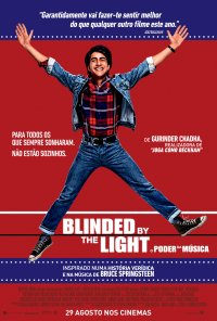 Poster do filme Blinded by the Light - O Poder da Música / Blinded by the Light (2019)