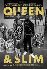 Poster do filme Queen & Slim (2019)