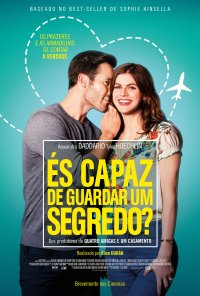 Poster do filme És Capaz de Guardar um Segredo? / Can You Keep a Secret? (2019)