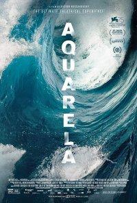 Poster do filme Aquarela (2018)