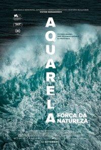 Poster do filme Aquarela: A Força da Natureza / Aquarela (2018)