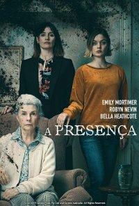 Poster do filme A Presença / Relic (2020)