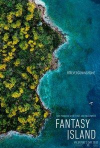 Poster do filme A Ilha da Fantasia / Fantasy Island (2020)