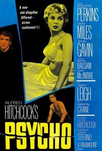 Poster do filme Psico / Psycho (1960)