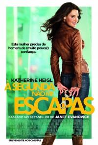 Poster do filme À Segunda Não Me Escapas / One for the Money (2012)