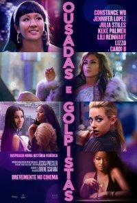 Poster do filme Ousadas e Golpistas / Hustlers (2019)