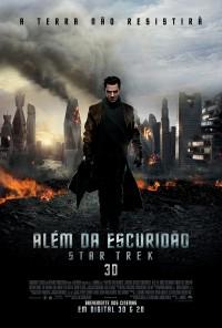 Poster do filme Além da Escuridão: Star Trek / Star Trek into Darkness (2013)