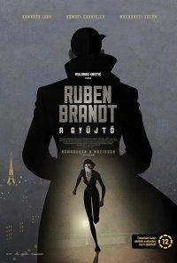 Poster do filme Ruben Brandt, a gyűjtő / Ruben Brandt, Collector (2018)