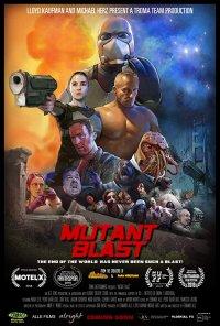 Poster do filme Mutant Blast (2018)