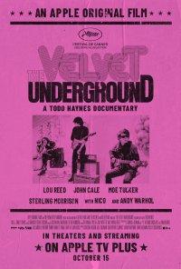 Poster do filme The Velvet Underground (2021)