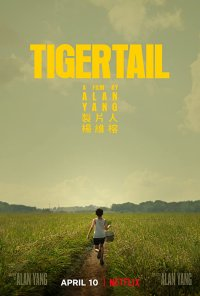 Poster do filme Tigertail (2020)