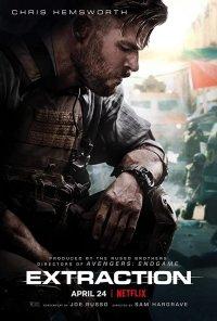 Poster do filme Tyler Rake: Operação de Resgate / Extraction (2020)