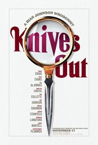 Poster do filme Knives Out (2019)
