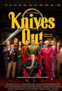 Poster do filme Knives Out: Todos São Suspeitos / Knives Out (2019)