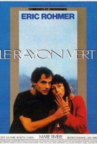 Poster do filme O Raio Verde (reposição) / Le rayon vert (1986)